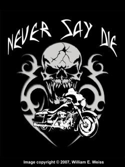 Biker Law Tshirt