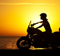 California motorcycle light laws