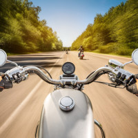 Introduction of new highway bill limits motorcycle checkpoints and profiling.