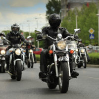 Motorcycle club good deeds