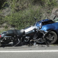 California motorcycle accident statistics