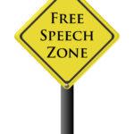 Free Speech Zone sign.jpg.crdownload