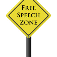 Free Speech Zone sign.jpg.crdownload