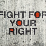 Fight For Your Right Grafitti