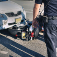 Turlock, CA – Caleb Collins Injured in Motorcycle Accident on W Main St