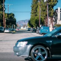 Carmichael, CA – Two Injured in Crash on Marconi Ave